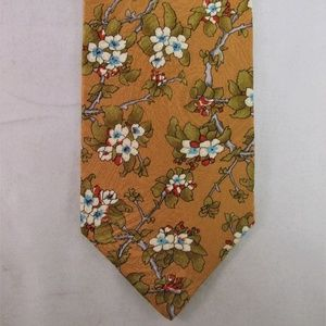 Rando Kuk Numbered (045) Men's Silk Tie